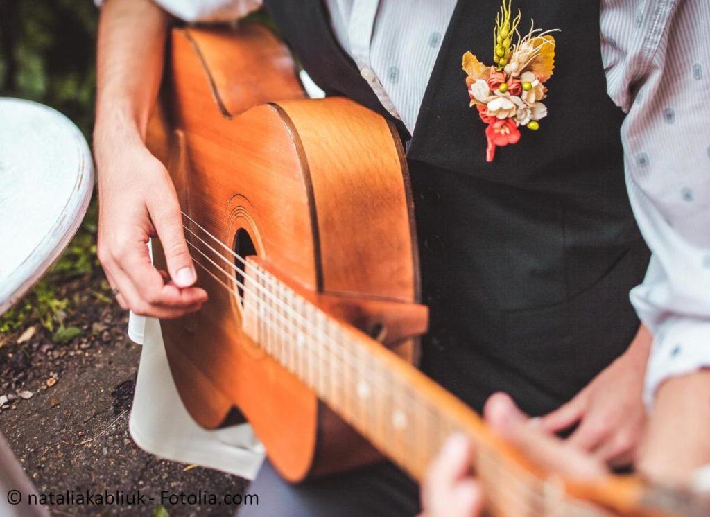 Die perfekte Musik und Unterhaltung zur Hochzeit - #119366273   © nataliakabliuk - Fotolia.com